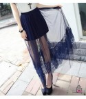 Tuly lace skirt