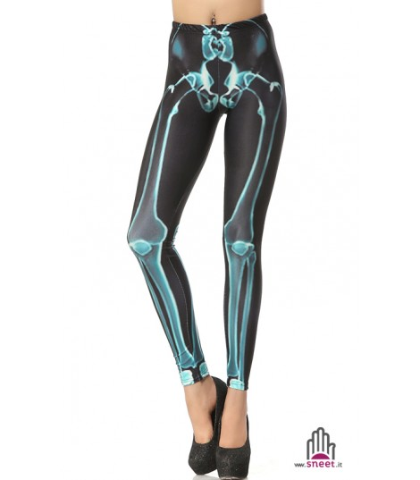 Leg bones Leggings
