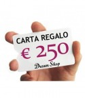 Carta Regalo Dream Shop 250 euro