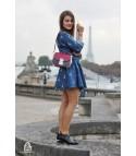 Denim Eiffel Dress