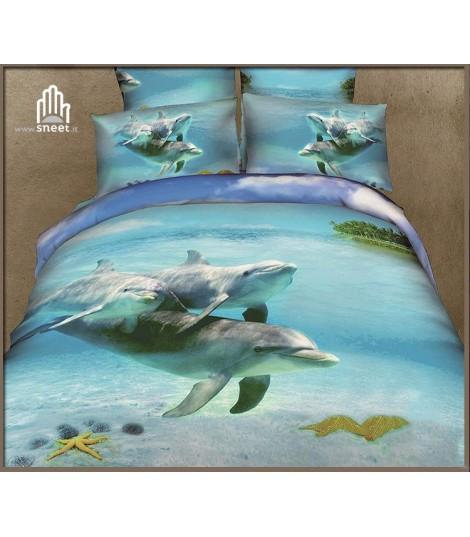 Completo Letto Dolphin