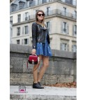 Denim Eiffel Dress