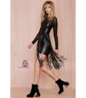 Fringes Dress