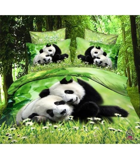 Completo Letto Panda