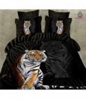 Completo Letto Tiger Black