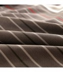 Completo Letto Gray Stripe