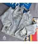 Giubbino denim Stinge
