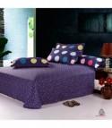 Completo Letto Pois purple
