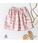 Skirt flamingos
