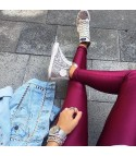 Leggings metallizzati Miami
