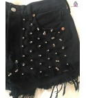 Shorts Levis 501 vintage black Koned