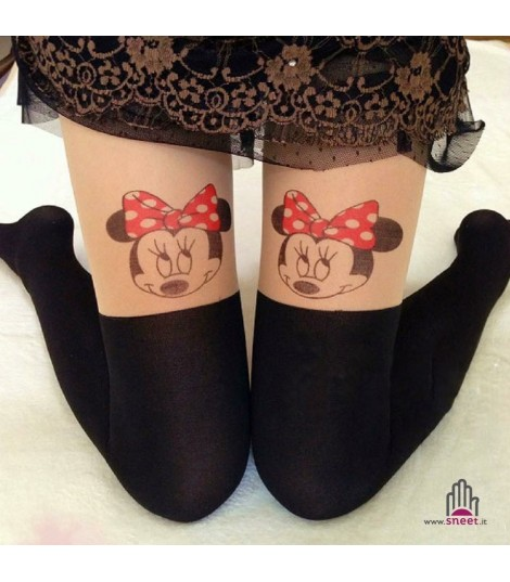 Collant Minnie