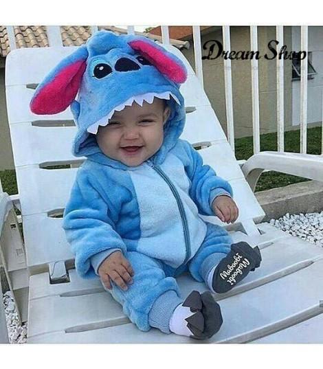 Pigiamino baby stitch