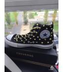 Converse All Star personalizzate - Modello Borchie 27