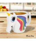 Tazza unicorno haircolor