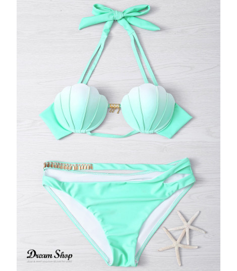 Bikini greenlight mermaid