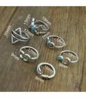 Set anelli brain
