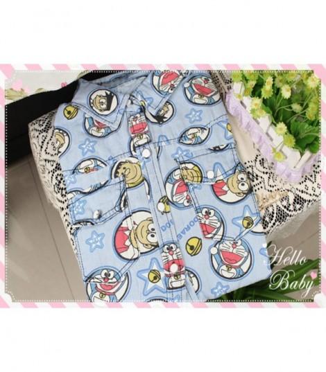 Camicia Doraemon