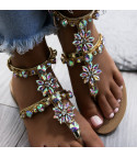 Sandalo gioiello Mistrass