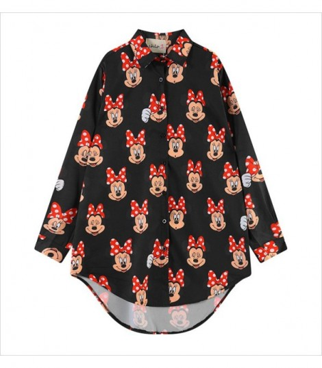 Camicia Minnie smile