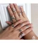 Set anelli grinni