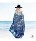Telo mare Blue Mandala