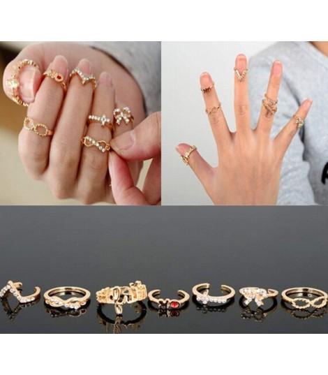 Set anelli infinity