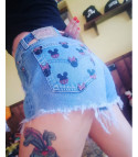 Shorts Levis 501 Minnie
