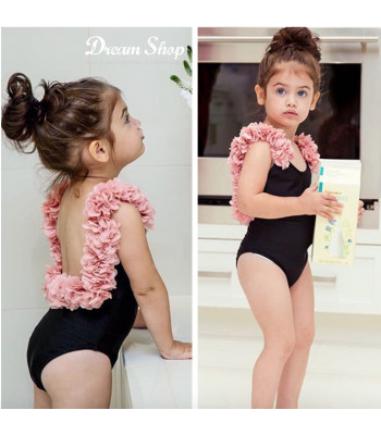 Costume baby pink spring