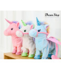 Peluches animato Unicorno