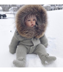 Tuta baby winter