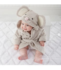 Accappatoio baby mouse