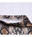 Minigonna fascia Pyton