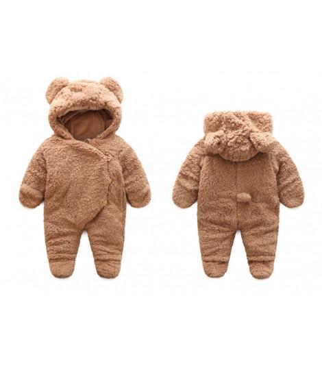 Tutina orsetto baby
