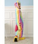 Pigiamone unicorn rainbow