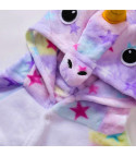 Pigiamone unicorn rainbow