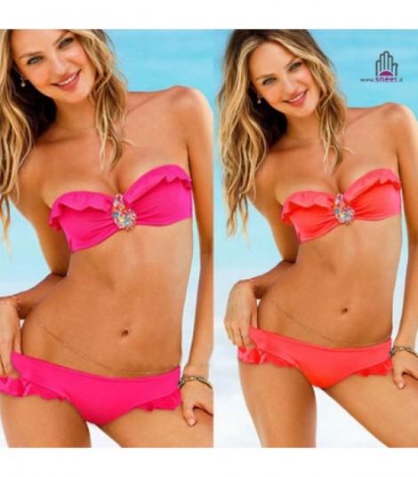 Bikini Gioiello Color Rouges