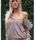 Tuta casual knitt