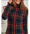 Tweed wish dress
