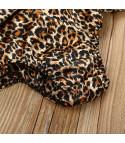Baby vestitino leopard