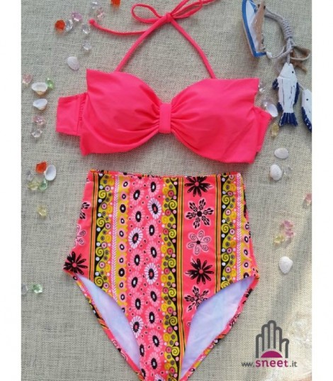 Bikini Aztech Retro