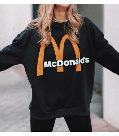 Felpa Mc Donald's