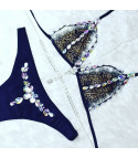 Bikini pizzo sparkly