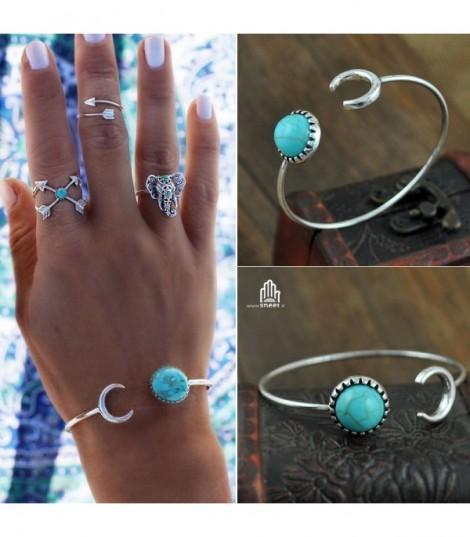 Moon and Sun bracelet