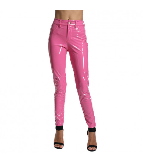 Vinile color pants