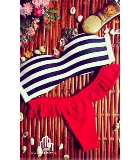 Bikini Balcony Sea