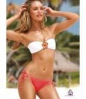 Bikini Gioiello Bianco corallo