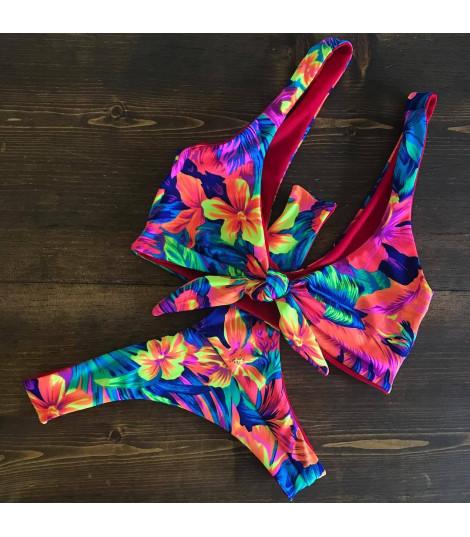 Bikini tropical flower