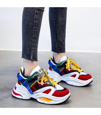 Sneakers Legolize platform
