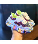 Baby sneakers muticolors Lotus